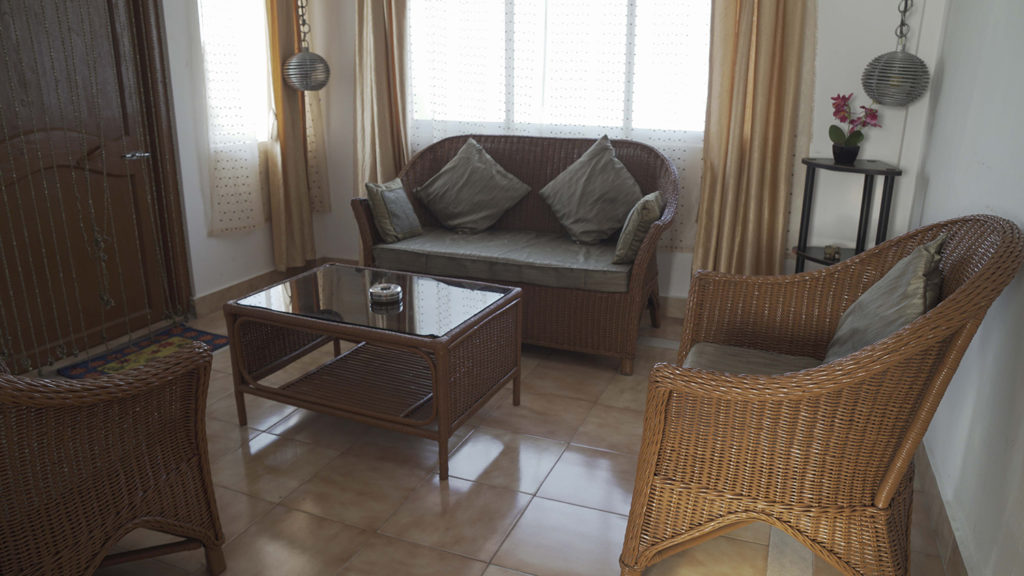 Cottage Room, Sohra Rooms, Cherrapunjee ,Living Room